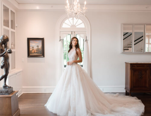 50 Shades of White – Tali Gallo of The Bridal Finery